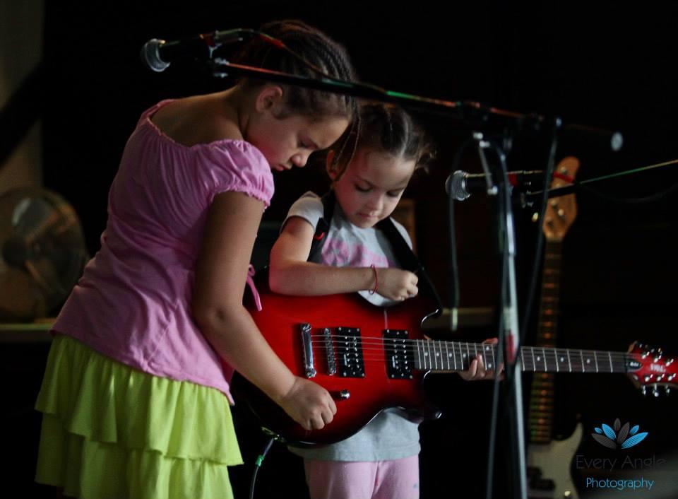 Girlz Rhythm n' Rock Camp